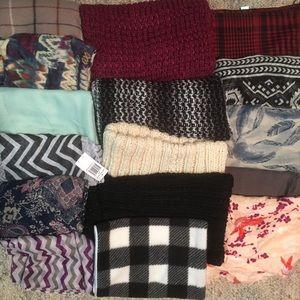 16 Scarves